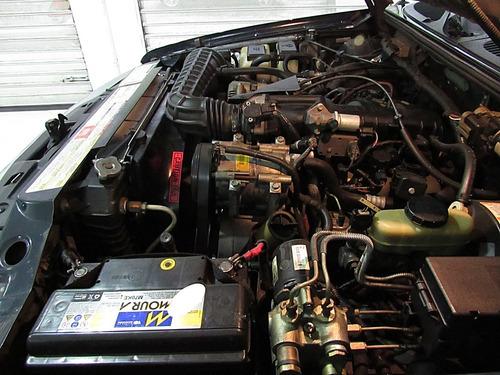 ford explorer 4.0 xlt 4x2 v6 gasolina automatico 1996 azul
