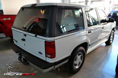 ford explorer 4.0 xlt 4x4 at 1996