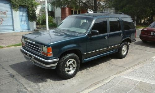 ford explorer 4.0 xlt 4x4 limited 1995