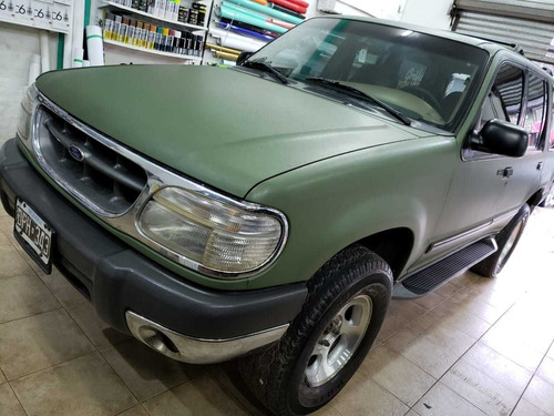 ford explorer 4.0 xlt 4x4 limited 2001