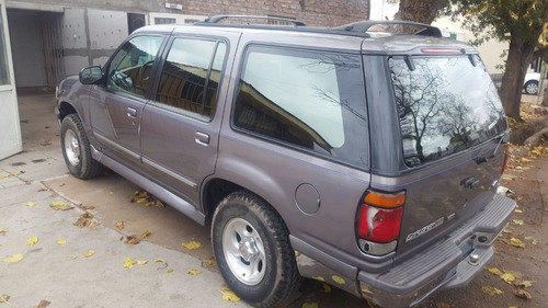 ford explorer 4.0 xlt 4x4 limited