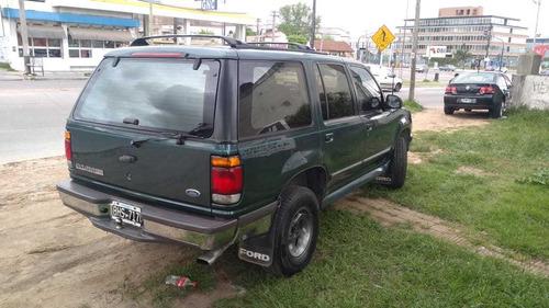 ford explorer 4.0 xlt 4x4 n / gnc 5 puertas 1997 44507191