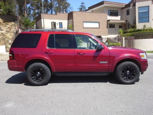ford explorer 4.0 xlt comfort  2wd automatico 2009