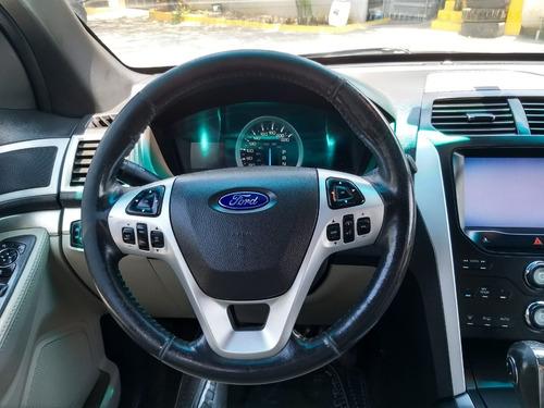 ford explorer 4.0 xlt v6 2013