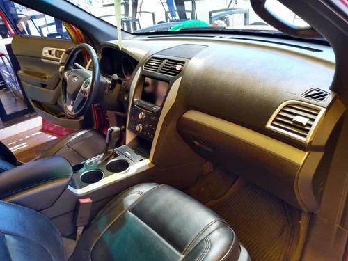 ford explorer 4.0 xlt v6 3er asiento sync 4x2 mt 2013