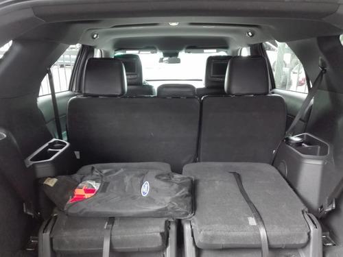 ford explorer 4.0 xlt v6 3er asiento sync 4x2 mt