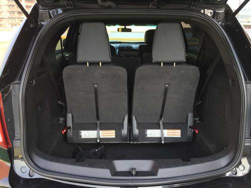 ford explorer 4.0 xlt v6 piel 3er asiento sync 4x2 mt