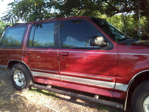 ford explorer 4.0 xlt v6 tela 4x2 mt 1996