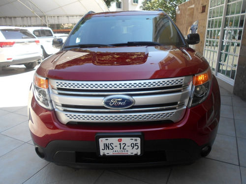 ford explorer 4.0 xlt v6 tela sync 4x2 at