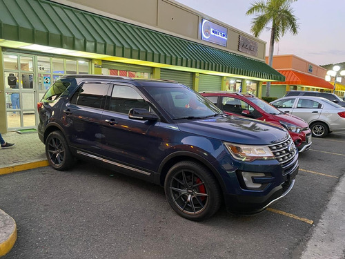 ford explorer 4*4 full equipo