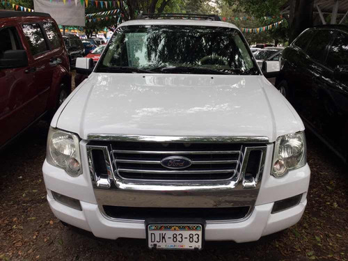 ford explorer 4.6 eddie bauer qc dvd 4x2 mt 2007