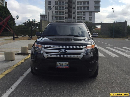 ford explorer 4wd limited