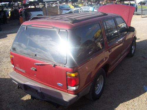 ford explorer 4x4 ano 1997 sucata para retirada de peças