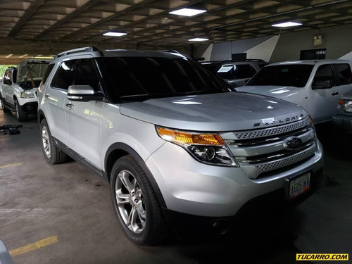 ford explorer 4x4 limited