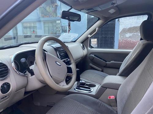 ford explorer 5 puertas automatica