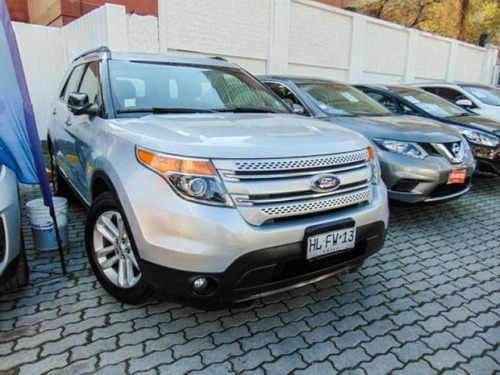 ford explorer  at  2016