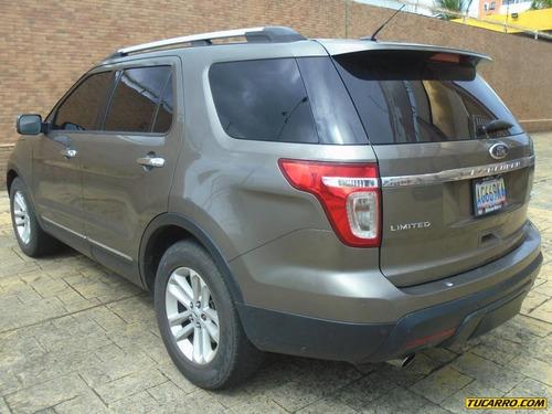 ford explorer - automatica