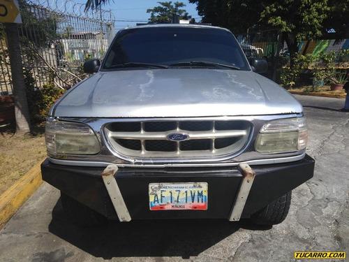 ford explorer automatico 4x4