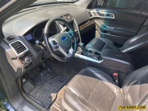 ford explorer automático