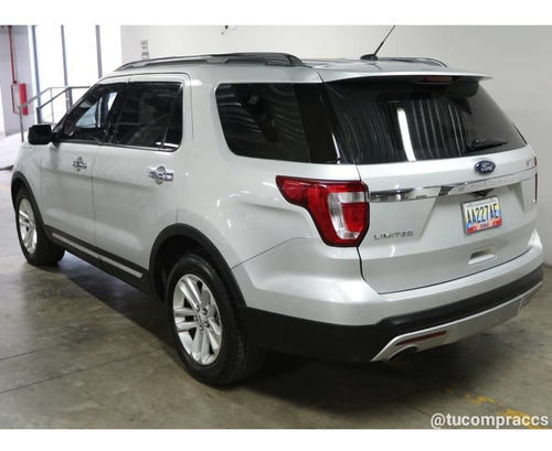ford explorer blindada nivel iii