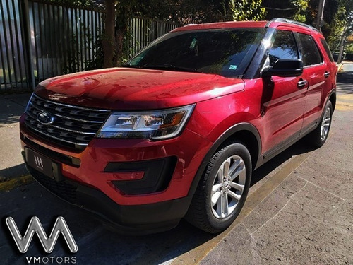 ford explorer ecoboost 2.3 at