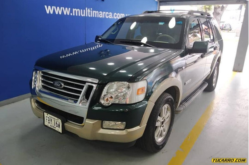 ford explorer eddie bauer-multimarca