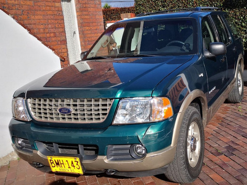 ford explorer everest 4.6 litros