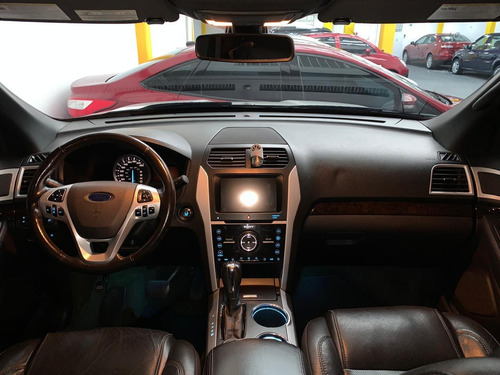ford explorer limited 2013 3.500 c.c. at 8 ab fe 4x4 sunroof