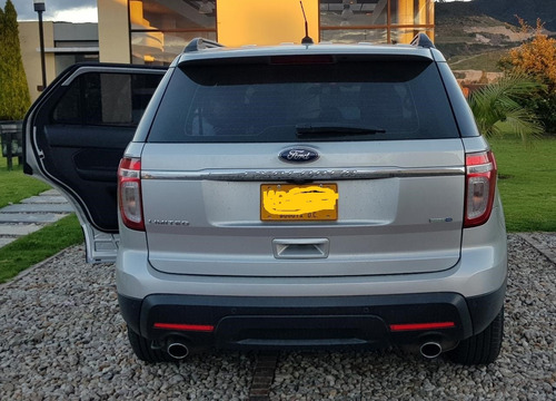ford explorer limited 2014 3.5 4 x 4