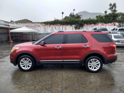 ford explorer limited 2014