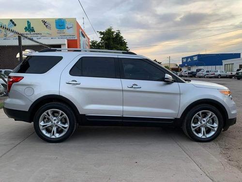 ford explorer limited 2015