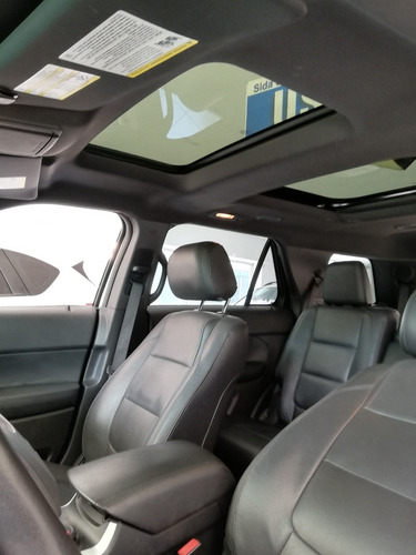 ford explorer limited 2015 techo panoramico