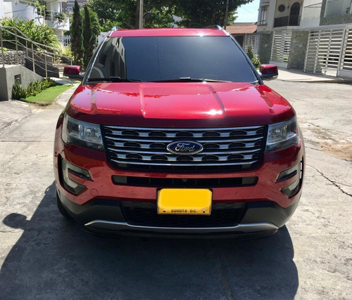 ford explorer limited 2016 blindada nivel 2