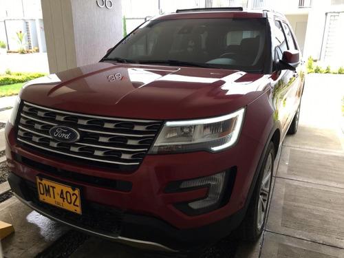 ford explorer limited 2017