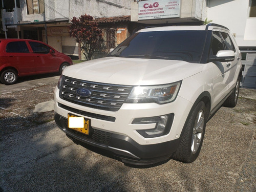 ford explorer limited 2017 full equipo 4x4 original