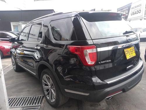 ford explorer limited 2018