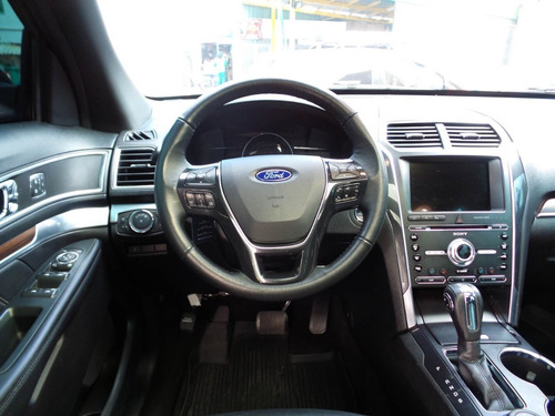 ford explorer limited 2.3 turbo