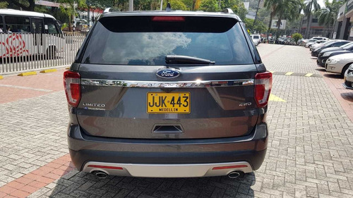 ford explorer limited 3.5 2017