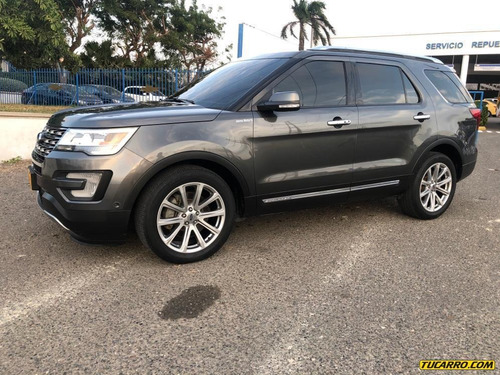 ford explorer limited 3.5 4x4