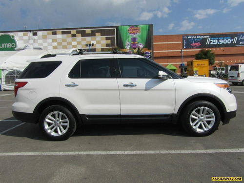 ford explorer limited 3.5 4x4 at aa ab abs