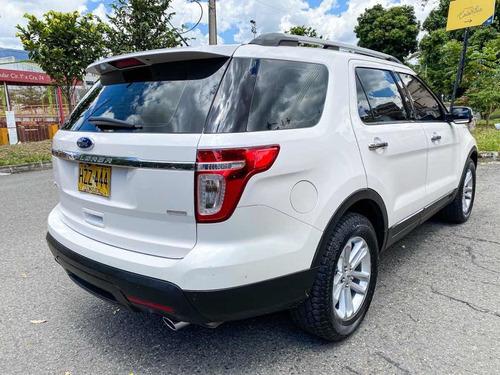 ford explorer limited 3.5