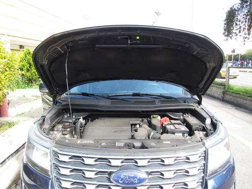 ford explorer limited 3.5 automática 7 puestos 4x4