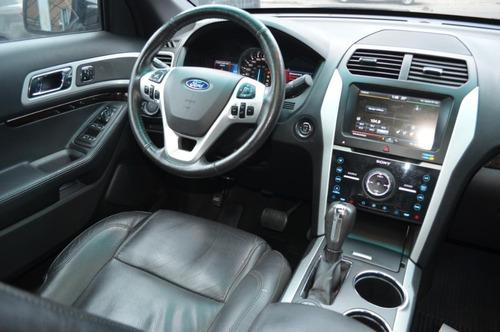 ford explorer limited 3.5 gsl aut 4x4 7 psj iel935