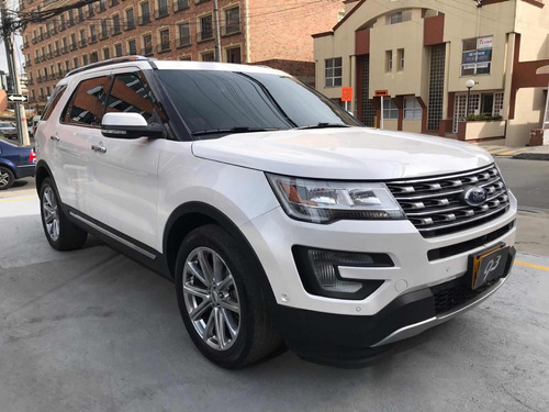 ford explorer limited 3.500