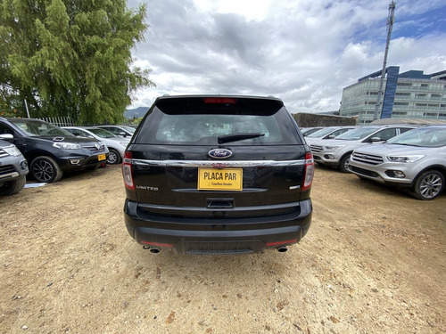 ford explorer limited 3500cc 2015