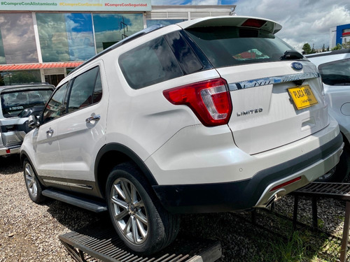 ford explorer limited 3500cc 2017