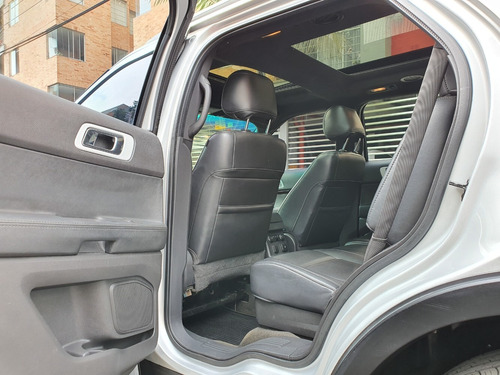 ford explorer limited 3.500cc 4x4 a/t sun roof 2012
