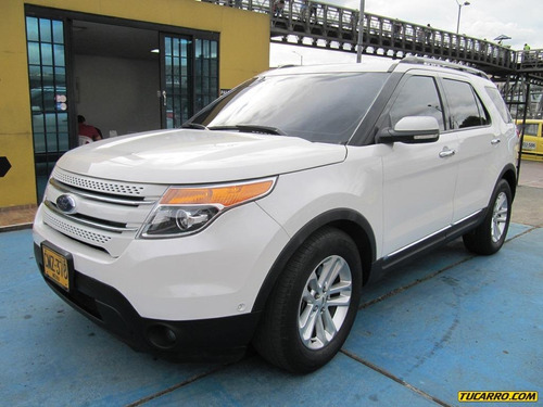 ford explorer limited 3500cc at aa