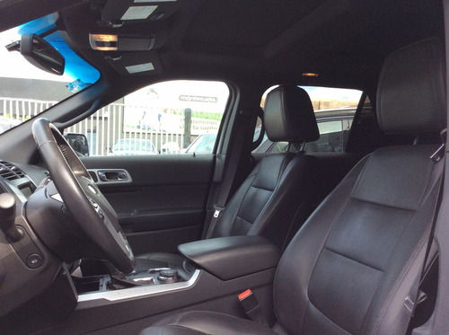 ford explorer limited 4wd 2011 blanca