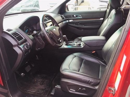 ford  explorer limited 4wd americana